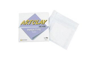 Art Clay Silver Paper Type - papier,10g