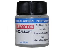 Lifecolor decalsoft - zmäkčovadlo, 22 ml
