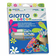 Fixky Giotto Decor materials 6 ks