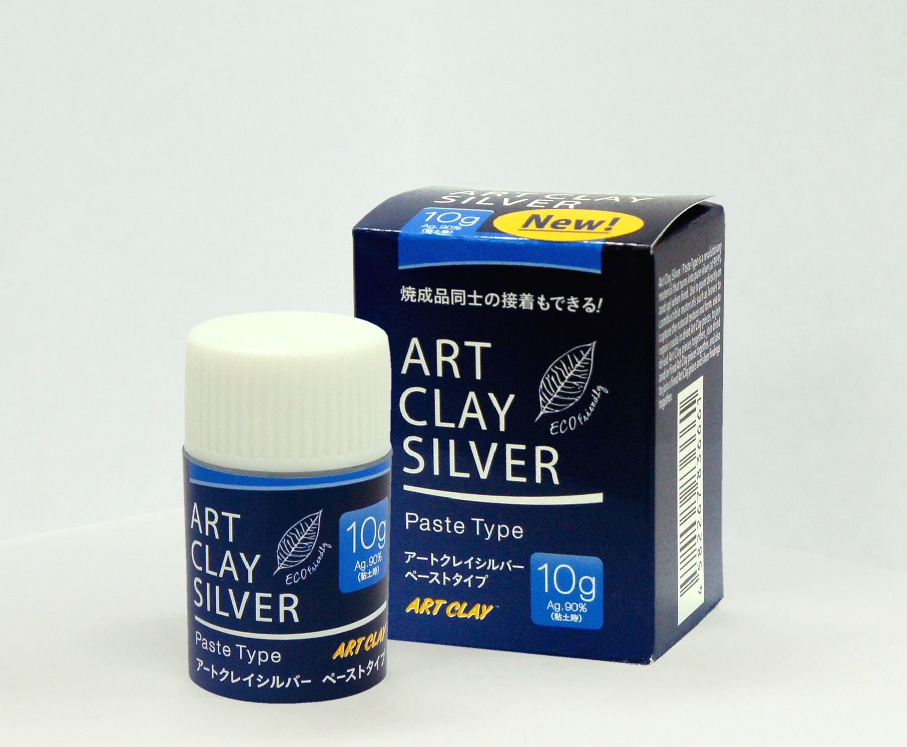 Art Clay Silver 650 New Formula - pasta,10g