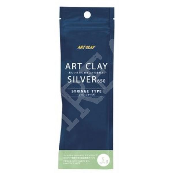 Art Clay 650 New Formula, striekačka, 5g