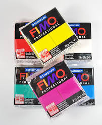 FIMO professional,  85g - rôzne farby