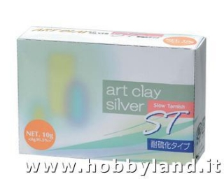 Art Clay Silver 800 ST - model.hmota 10g