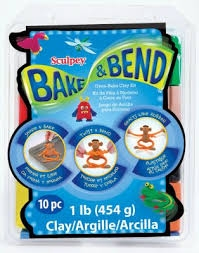 Sculpey Bake and bend 454 g