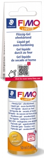 FIMO LIQUID Deco gel ZLATÝ 50 ml